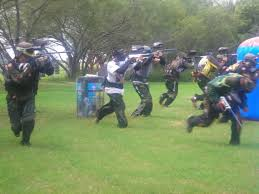 Play Paintball